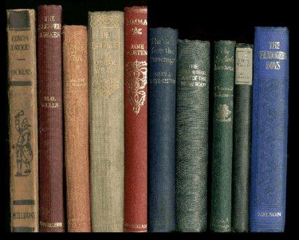 Tattered Books