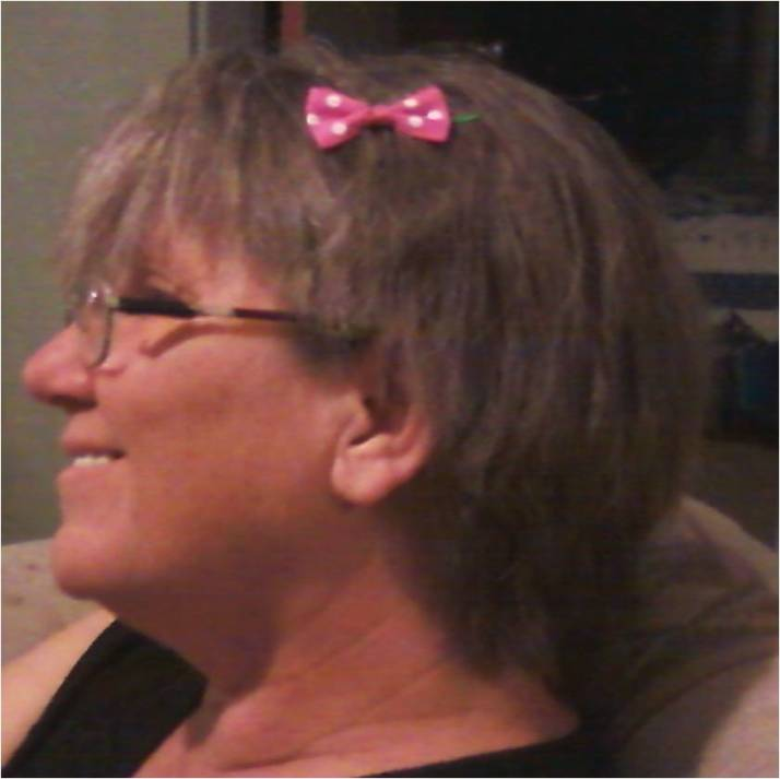 Julie With Pink Bow
